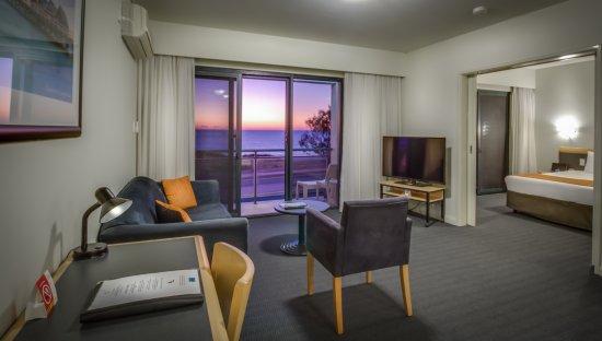 Sorrento, Australië: 1 bedroom living area