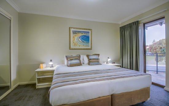 Sorrento, Australia: 2 bedroom master