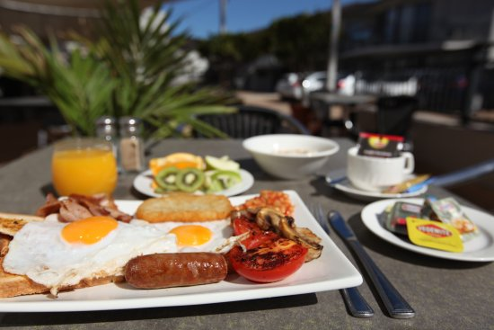 Sorrento, Австралия: hot breakfast available