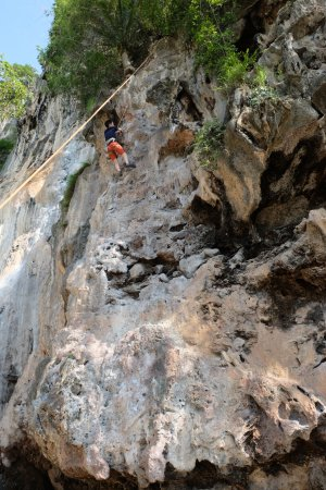Railay Rock Climbing Shop - Day Adventures: it'me