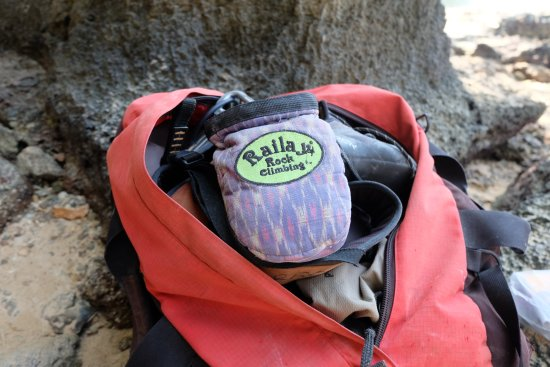Railay Rock Climbing Shop - Day Adventures: equipment