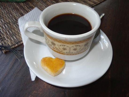 Sehati Guesthouse: Bali kopi