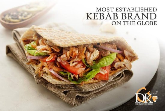 how to make chicken doner kebabs