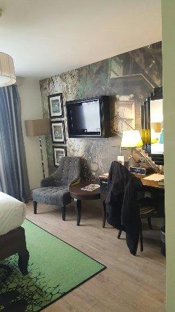 Hotel Indigo London Kensington - Earl's Court: 20160616_133804_large.jpg