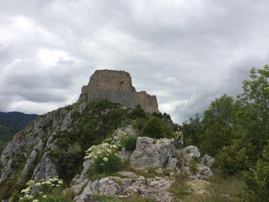 Montsegur, فرنسا: photo1.jpg