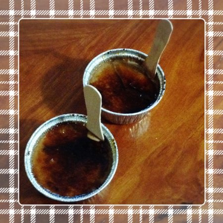 Lawai, HI: Nutella creme brulee