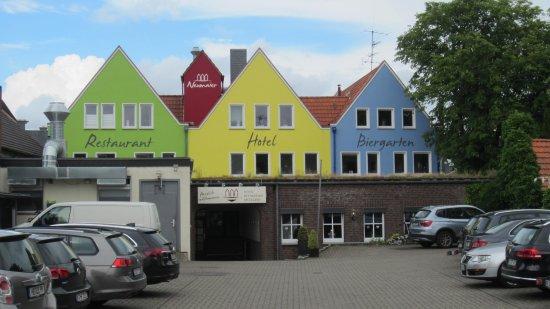 Hotel restaurant neumaier xanten allemagne voir les for Hotels xanten