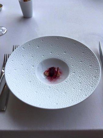 Aurora Restaurant: Complimentary food