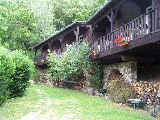 Le Sentier des Arches : Les chambres bungalo
