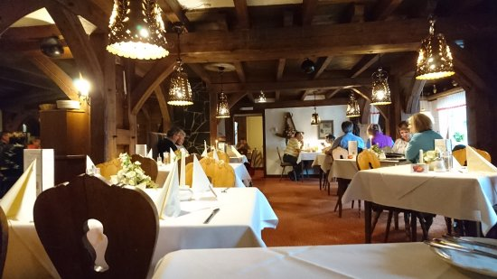 Wellnesshotel Bürgerstuben: Restaurant