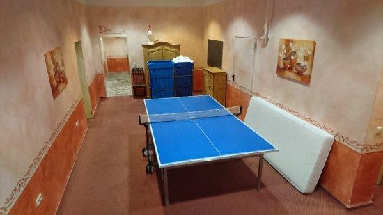 Wellnesshotel Bürgerstuben: Zugang zum Saunabereich