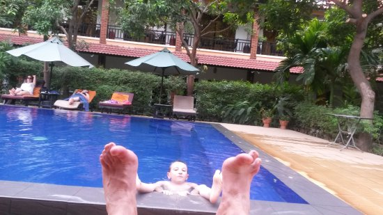 Central Boutique Angkor Hotel Picture