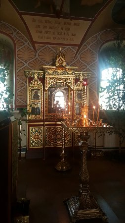 Church of The Savior Transfiguration of Our Lord: Храм Спаса Преображения Господня на Песках