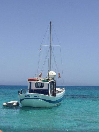Nefeli Boat