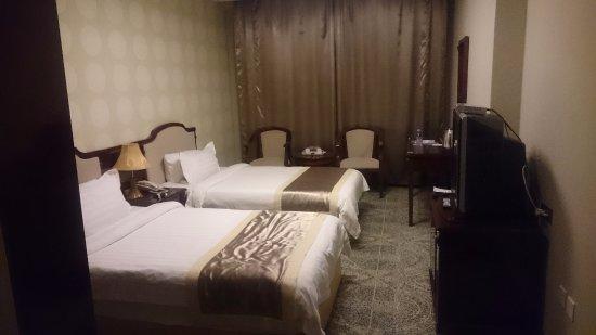 Springs Hotel: Standard Twin room