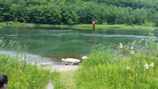 Warren, Πενσυλβάνια: Near the Allegheny River