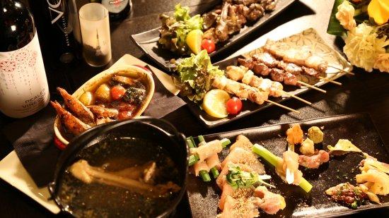 Jidoriya Dining Kuujwa