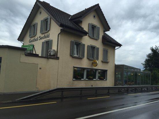 Hurden, Sveits: Gasthof Seefeld