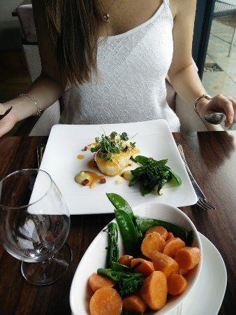 ABode Restaurant : cod dish