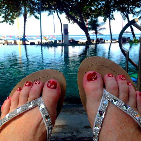 Besakih Beach Hotel Photo