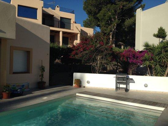 Cala Vadella, Spanien: Villa