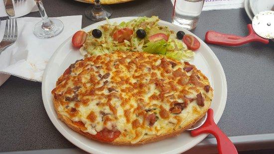 Pizza Drop