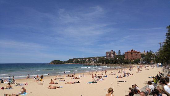 Manly Beach Nice Weather