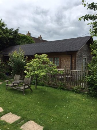 Odstock, UK: The cabin