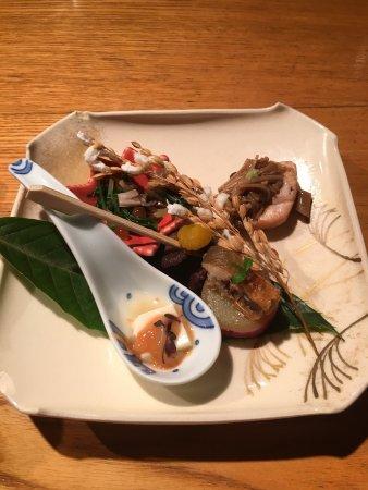 京都らしい良い店です   My recomend restaurant in Kyoto