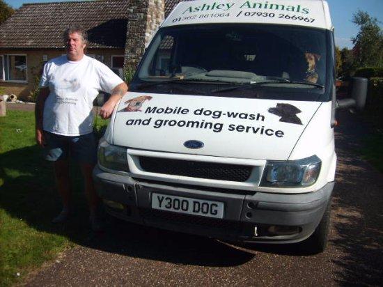 me and my van often stop at Montys rolls