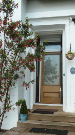 Duncreggan House: Eingangsbereich