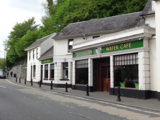 The Allan Water Cafe Picture