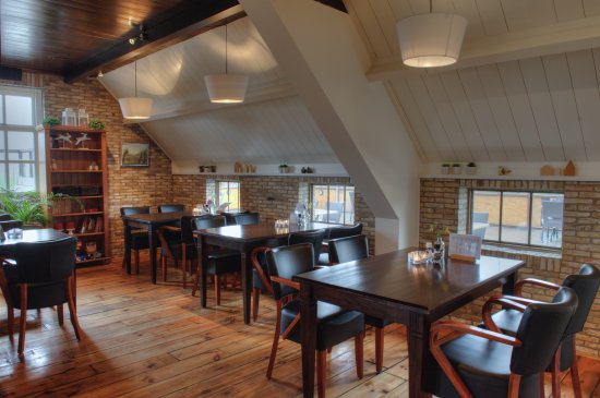 Ameland, เนเธอร์แลนด์: Restaurant 't KoaikersHuus