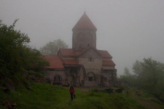 Капан, Армения: Церковь