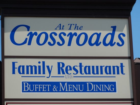 At The Crossroads Family Restaurant Ltd. Photo