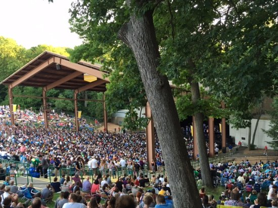 Meadow Brook Amphitheatre