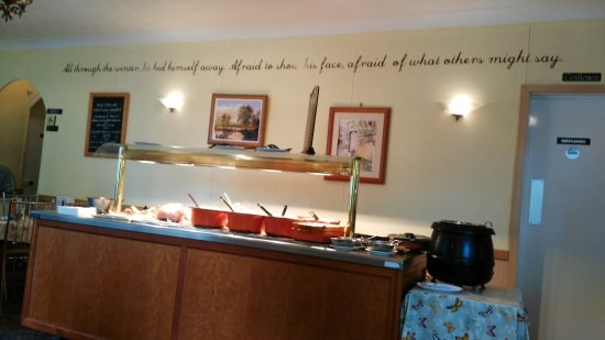 The Ugly Duckling: The Carvery