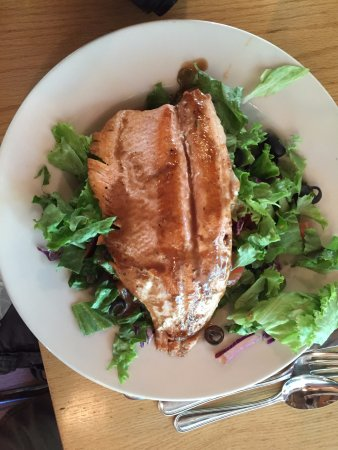 Brighton, UT: Seared Trout Salad