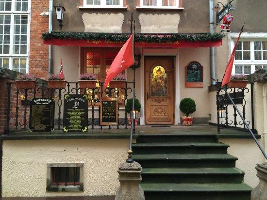 Cafe Mariacka : photo5.jpg