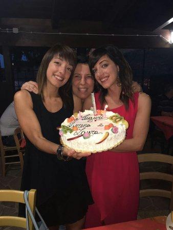 Mergo, Italie : La locanda dei Ribelli