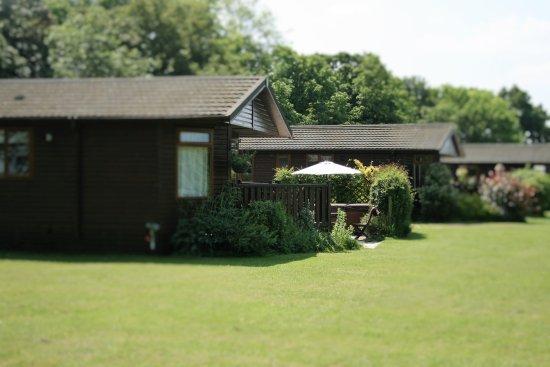 Horham, UK: Athelington Lodge