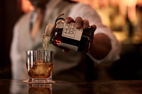 TY Bar - Four Seasons New York: TY Bar_Whiskey