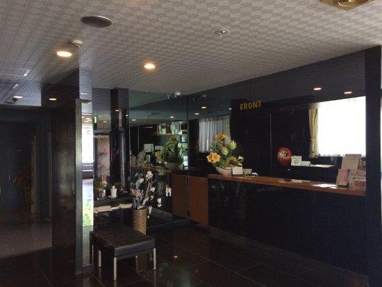 Hotel Toko: ロビー