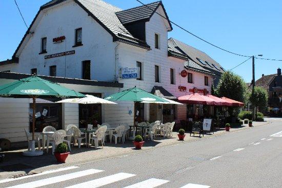 Robertville, Belgia: terrasse