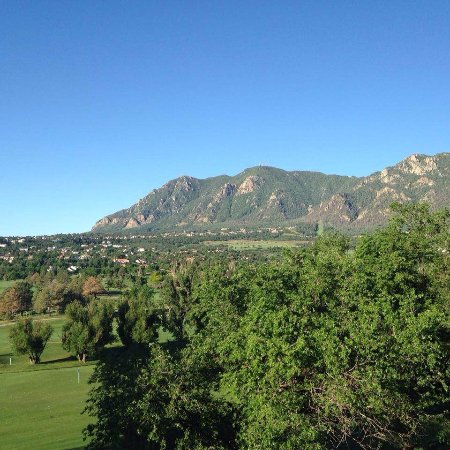 Снимок Cheyenne Mountain Resort