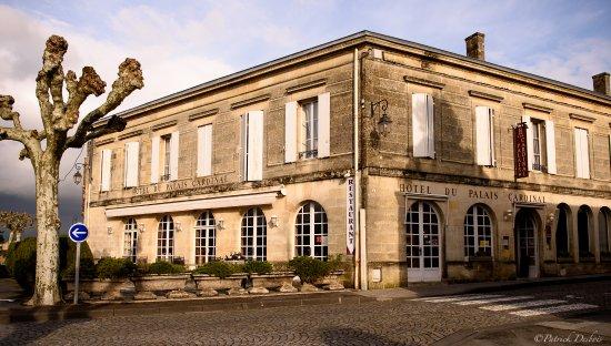 Hotel Palais Cardinal: Le Cardinal à Saint Emilion