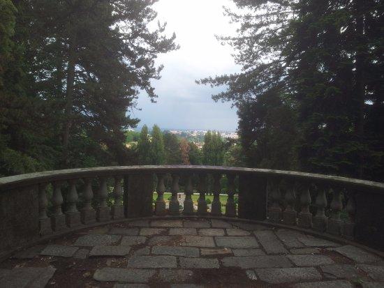 La terrazza alta - Bild von Villa Toeplitz, Varese - TripAdvisor