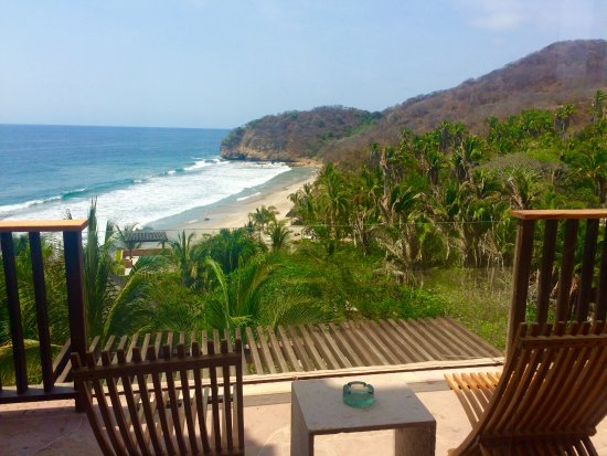 Imanta Resort: View from Ocean Hotel Suite