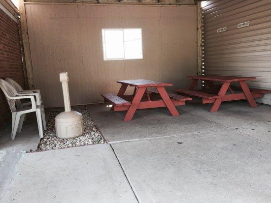 Streator, Ιλινόις: Open picnic area