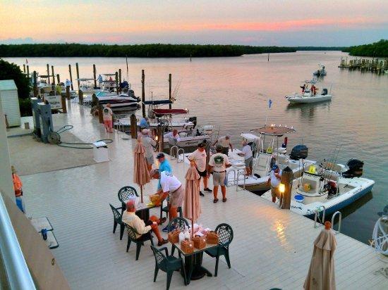Goodland, فلوريدا: Sunset Party